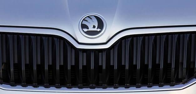 Teaser image of 2013 Skoda Octavia - Front Grille