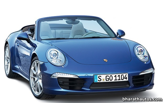 2013 Porsche 911 - Playboy's 2013 Car of the Year