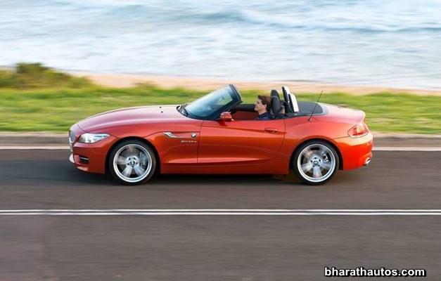 2014 Bmw Z4 Roadster Unveiled Ahead Of 2013 Detroit Motor