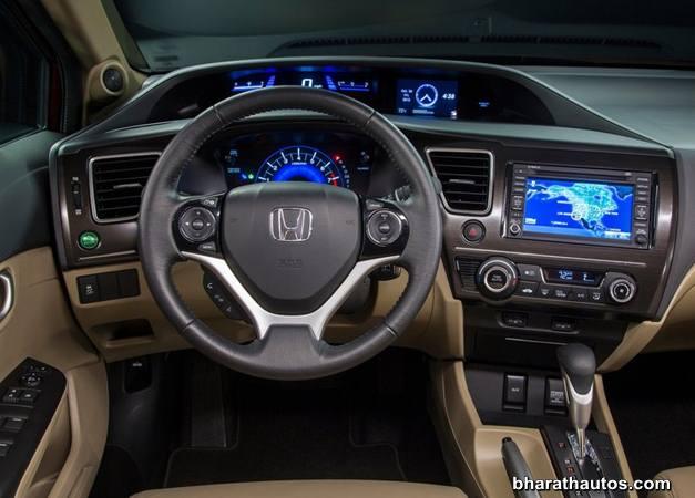 2013 Honda Civic Si Sedan - 002