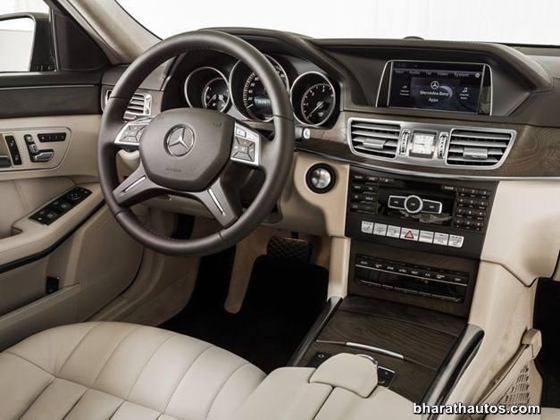 2014 Mercedes-Benz E-Class - 003
