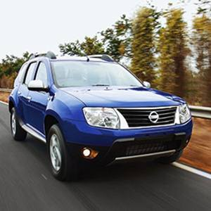 2013 Nissan Duster