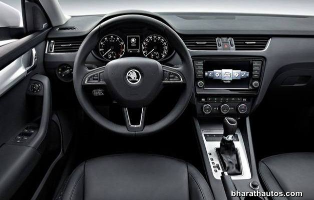 2013 Skoda Octavia - InteriorView