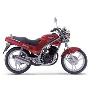 Hyosung 125cc motorcycle