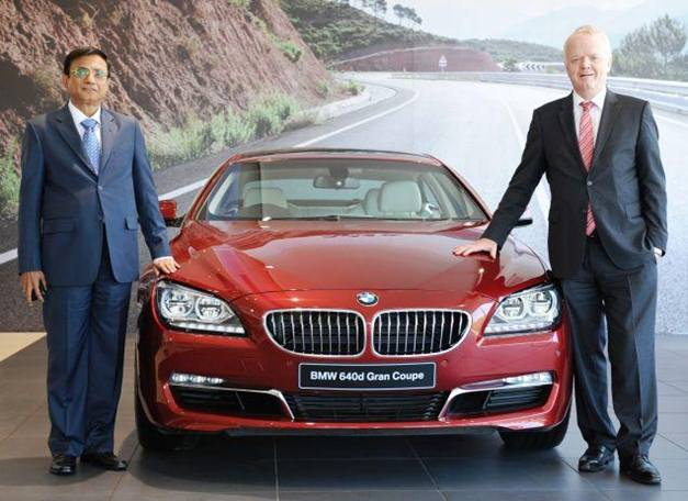 BMW India's new dealership facility opened in Mangalore