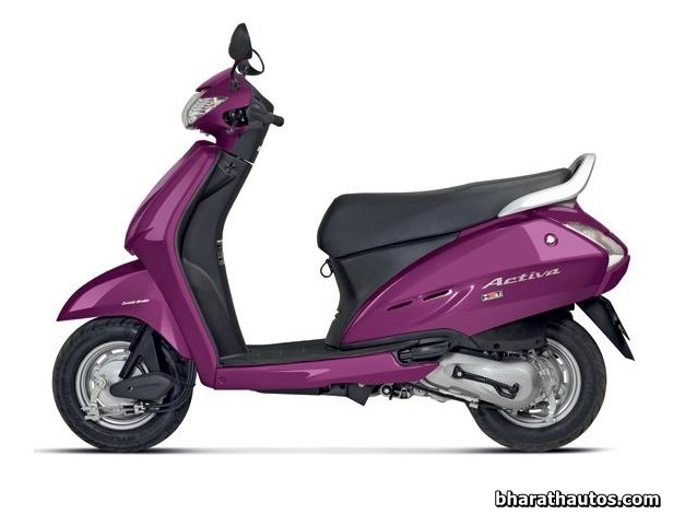 Honda updates its scooter range with all-new 2013 models