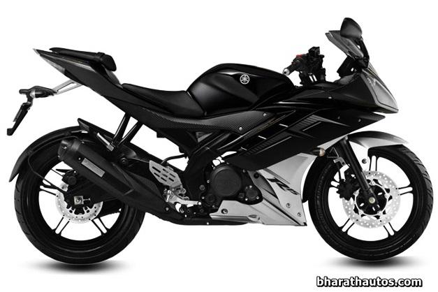 New Yamaha R15 V2.0 - Invincible Black