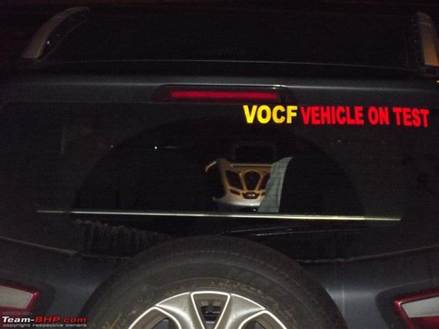 Ford EcoSport SUV - 004