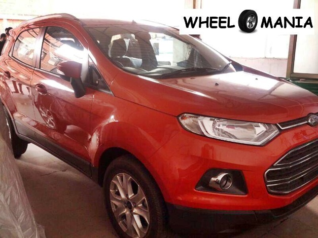 Ford EcoSport Compact SUV - 002