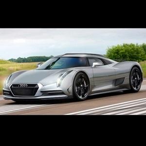 Audi R20 Supercar