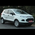 2013 Ford EcoSport Compact SUV