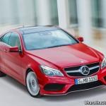 2014 Mercedes-Benz E-Class Coupe - 001