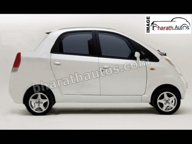 Tata Nano Compact Sedan