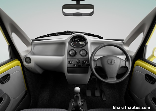 Tata Nano - DashView