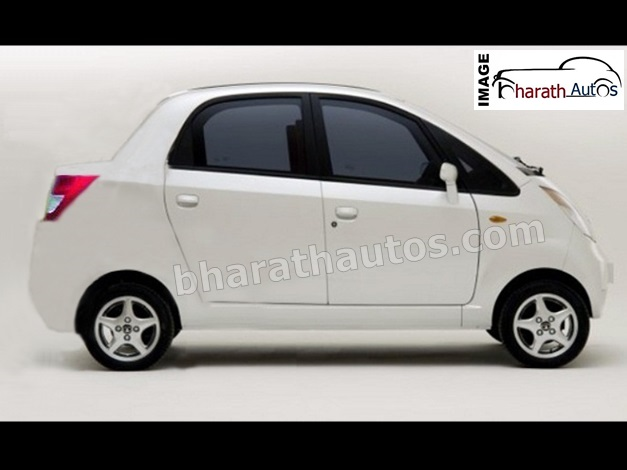 Tata Nano Compact Sedan - Rendered Image 2