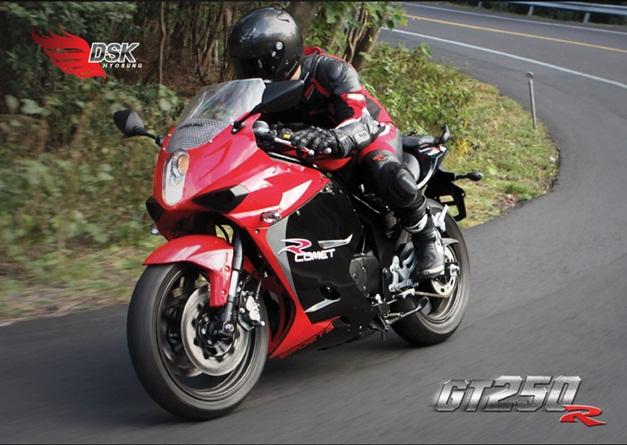 Hyosung GT250R - 001