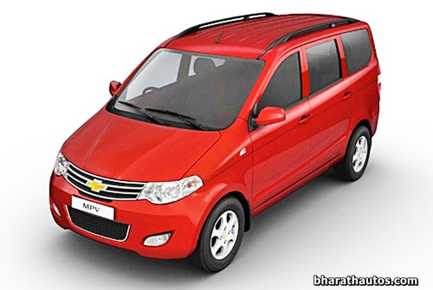Chevrolet Enjoy MPV