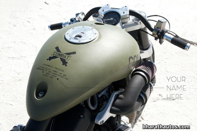 Confederate X132 Hellcat Combat - 002