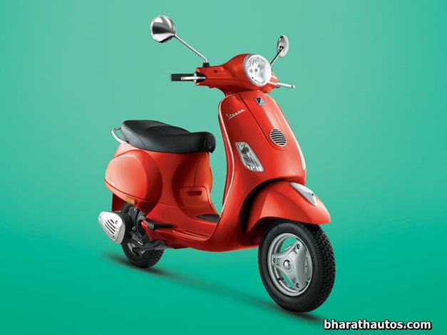 Piaggio Vespa Lx125 Prices Slashed Down To Rs 59 960