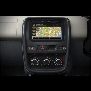 Renault Duster adds touch-screen infotainment system