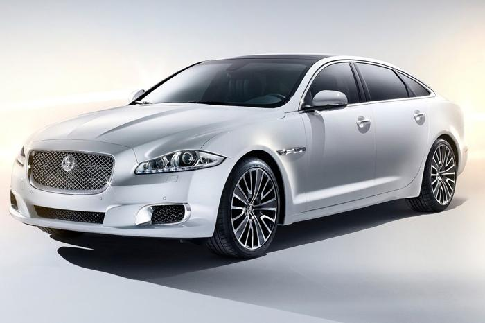 jaguar launches XJ Ultimate