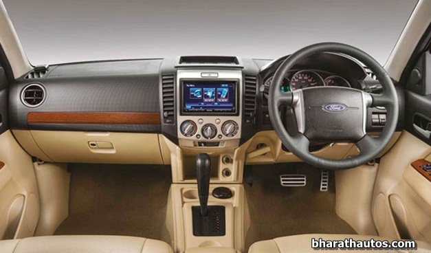 Ford Endeavour Alterrain Edition - 006
