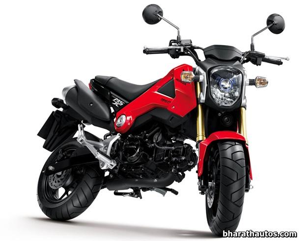 2013 Honda MSX125 (Mini Street Xtreme)