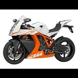 2013 KTM RC8 1190 Superbike