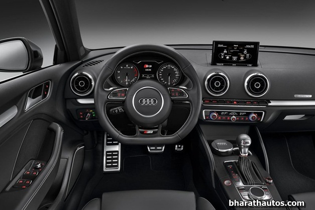 2014 Audi S3 Sportback - DashView