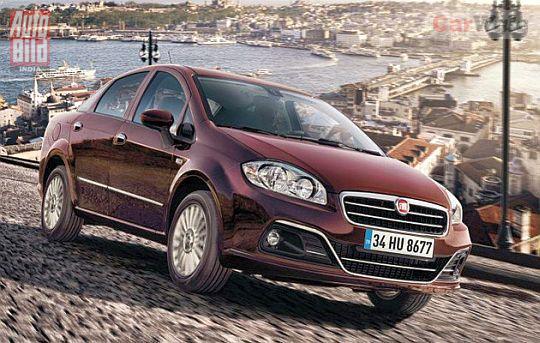 Fiat-Linea-Front-view