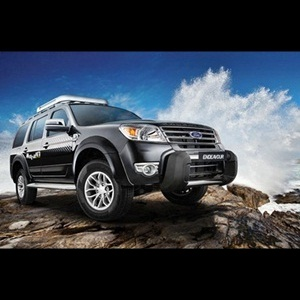 Ford Endeavour Alterrain Edition