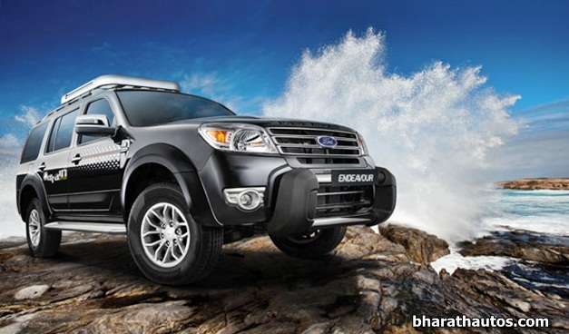 Ford Endeavour Alterrain Edition