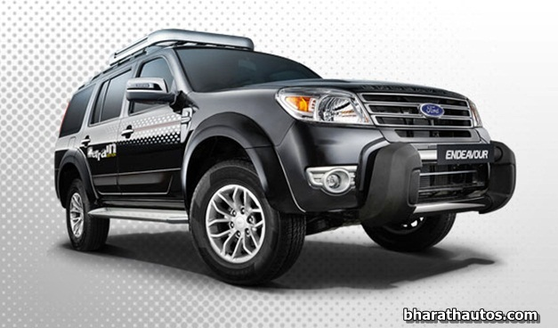 Ford Endeavour Alterrain Edition - 001