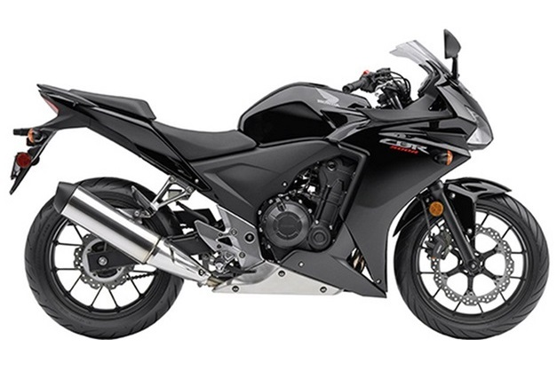 Honda CBR500R image used for representational purpose