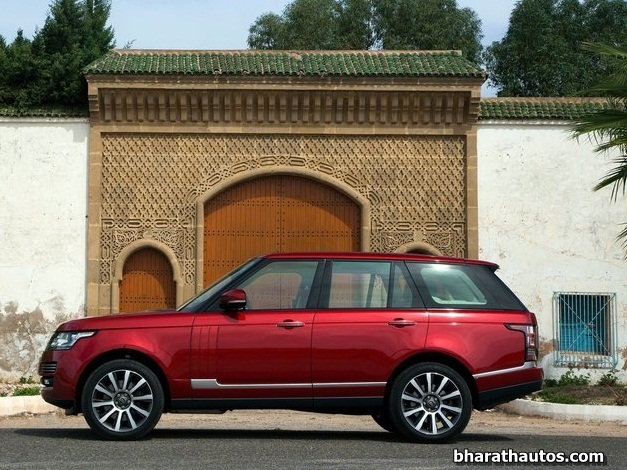 2013 Range Rover - SideView