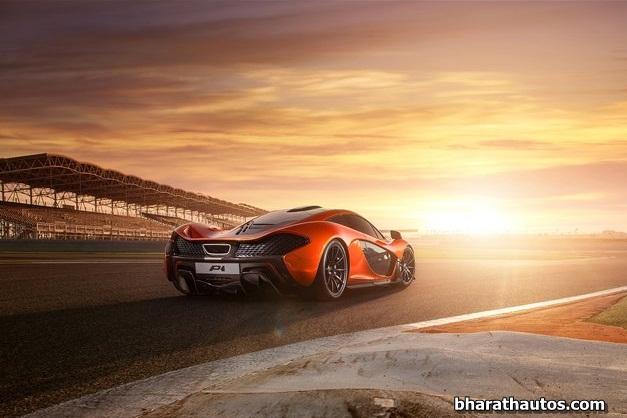 McLaren P1 supercar - 003