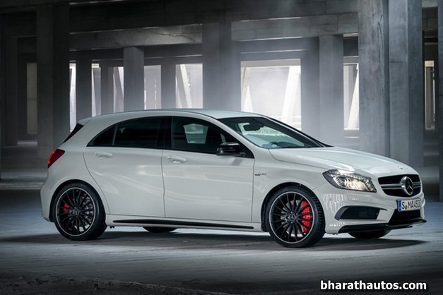 2014 Mercedes-Benz A45 AMG - FrontView