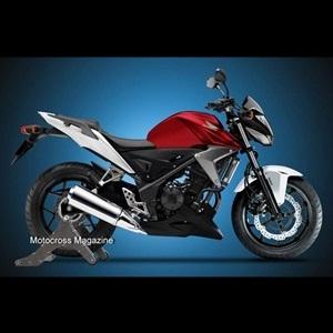 New Honda CB250F