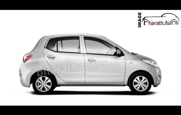 2014 Hyundai i10 sedan