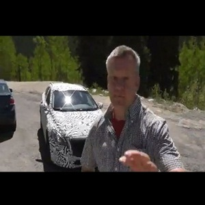 Spy videographer attacked by Volvo engineer testing XC40