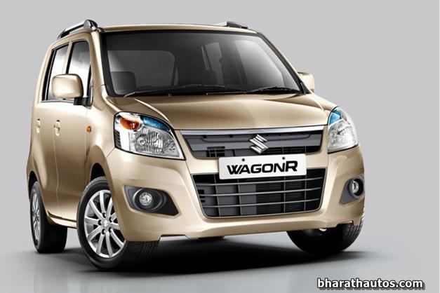 2013 Maruti Suzuki Wagon-R