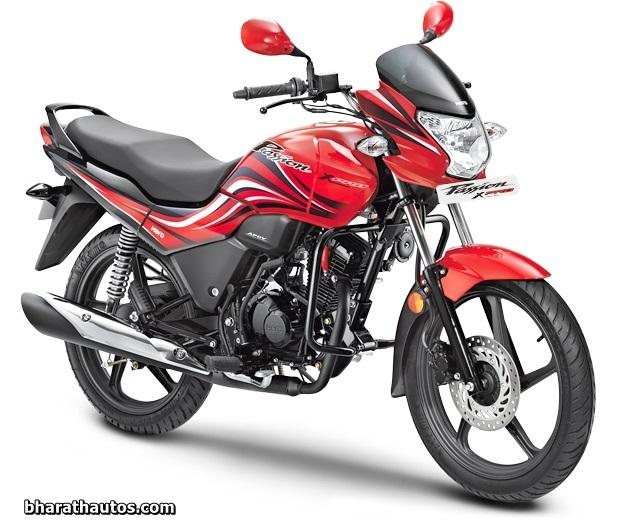 Hero Passion XPro 110cc