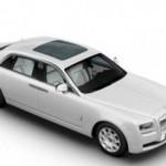 Rolls-Royce Ghost Art Deco limited edition - 001