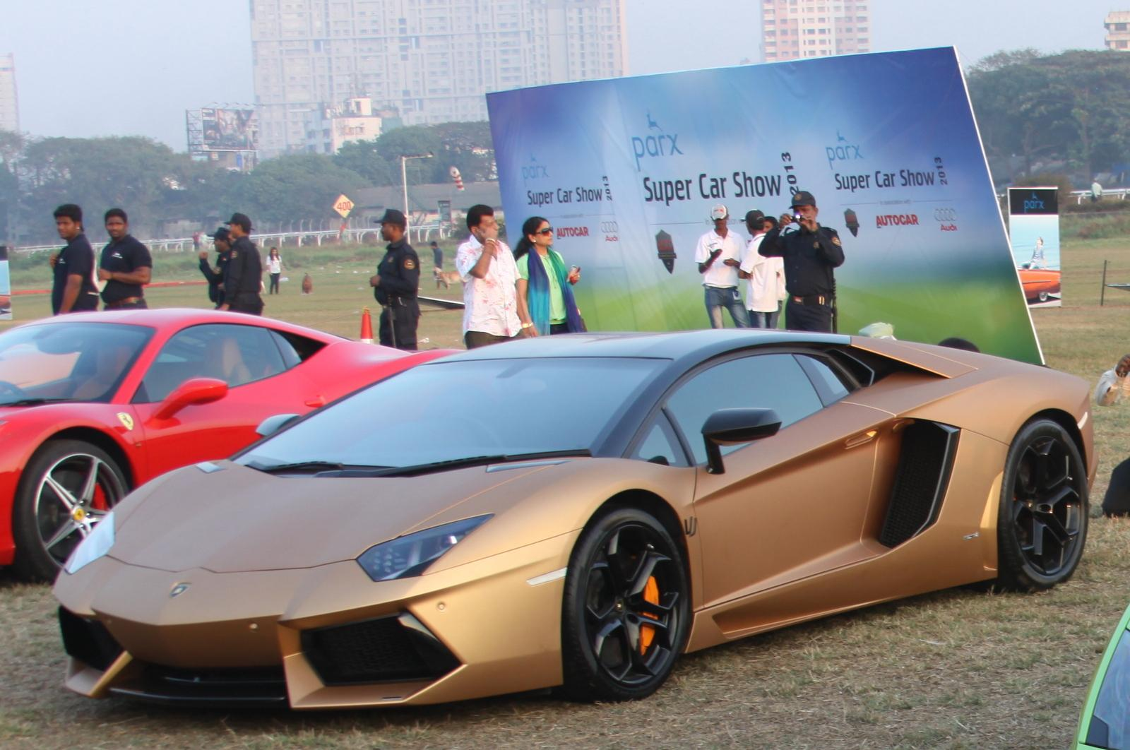 Dc Designed Lamborghini Aventador
