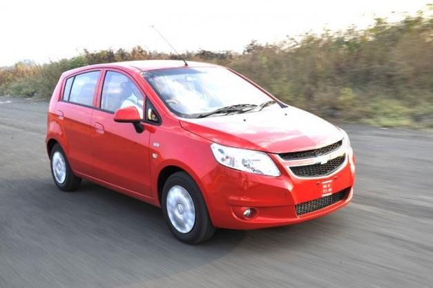 Chevrolet announces price cut for Sail U-VA