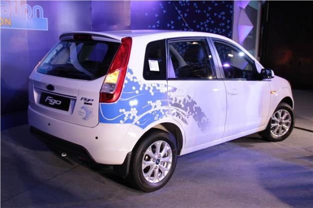 Ford launches Figo celebration edition