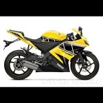 2014 Yamaha YZF-R25 (rendered image)
