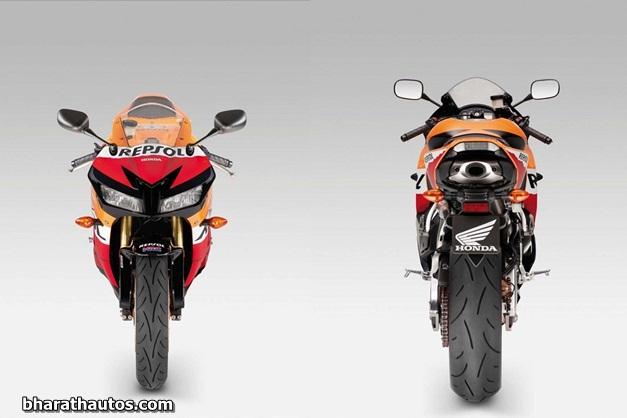 2013 Honda Cbr600rr 001 Bharathautos Automobile News Updates
