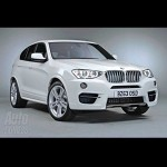 2014 BMW X4 crossover