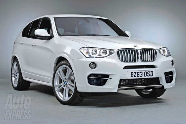 Bmw X4 Crossover To Debut In 2014 I3 To Make Production